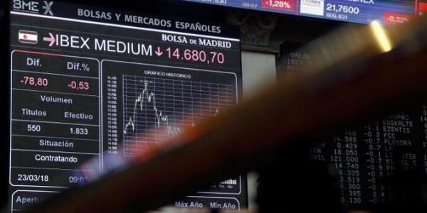 Mercado de futuros en la preapertura