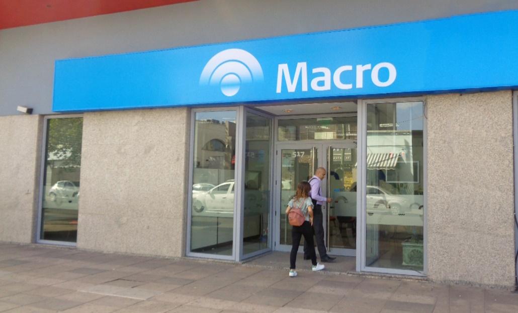 Banco Macro informó resultados del primer trimestre 2018