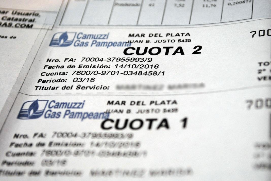 Las Pymes verían un incremento del 85% en sus facturas de Gas