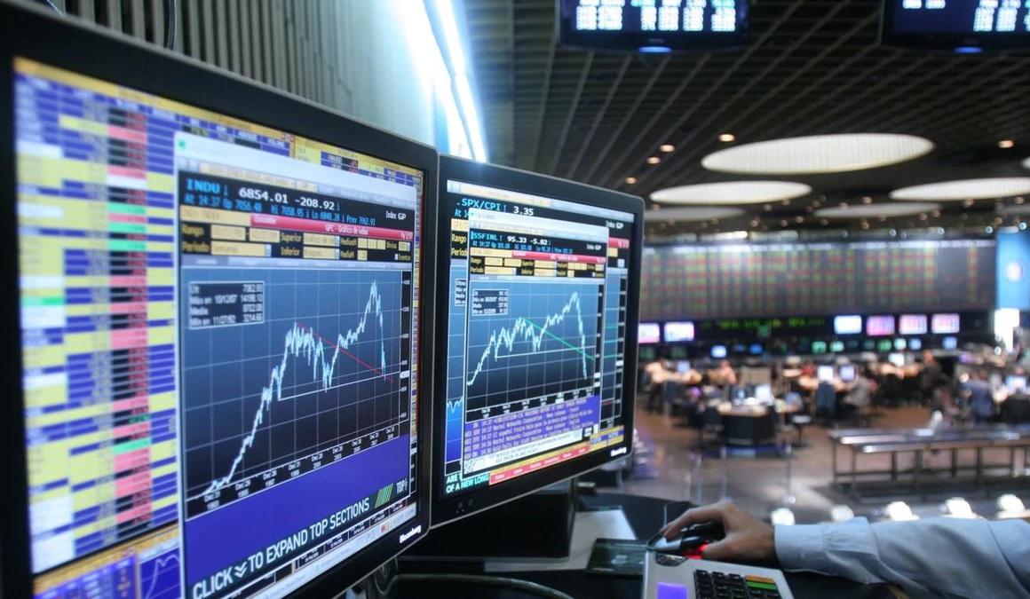 Bolsa porteña retrocedió 1,14% en el cierre de semana