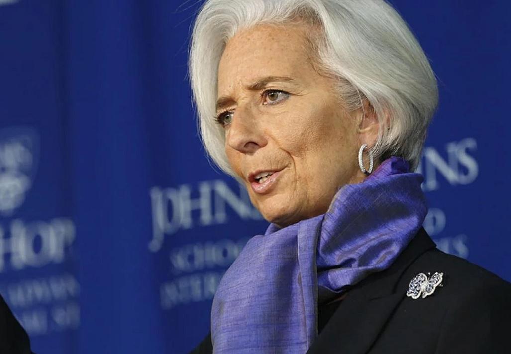 Lagarde pide a los gobiernos europeos que impulsen la inversión pública