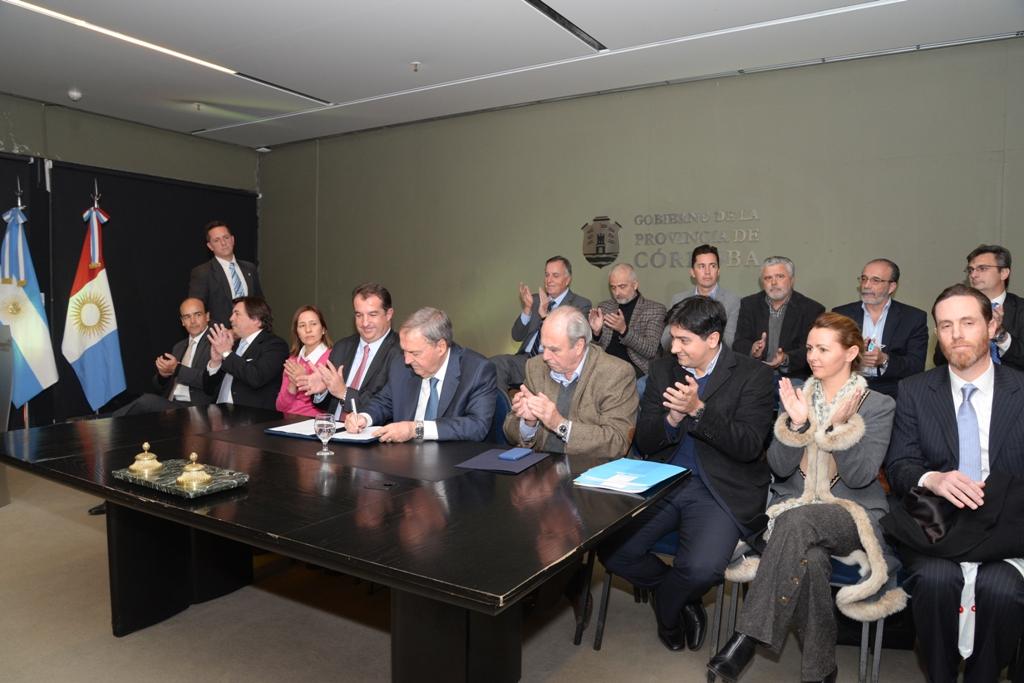 Banco Comafi: agente fiduciario de préstamo de Córdoba