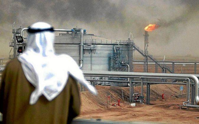 Cae el valor del crudo de exportación de Arabia Saudita