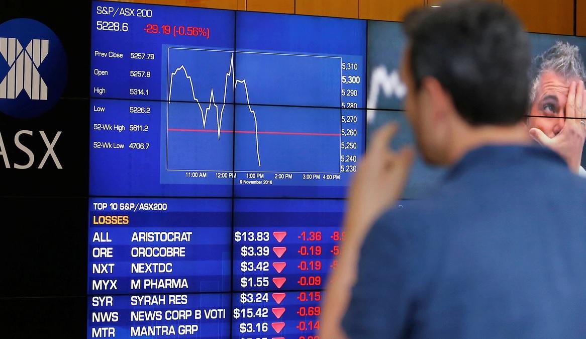 El S&P Merval cae arrastrado por energéticas y bancos