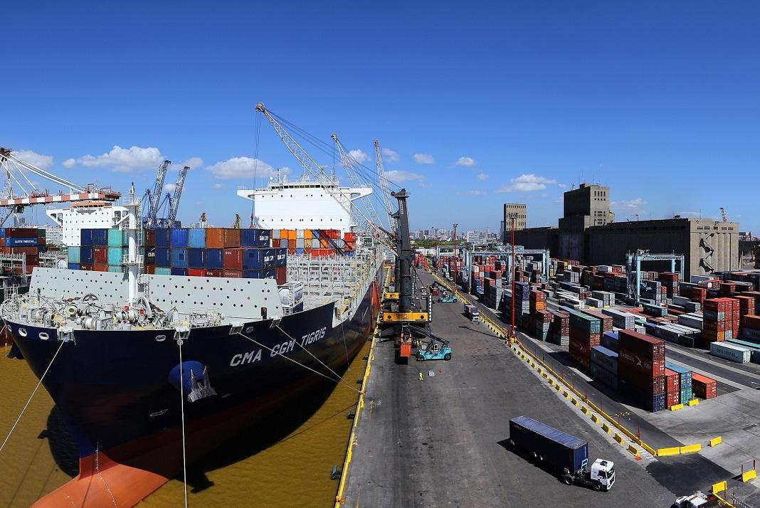 Transportistas de granos dicen que el cese no se siente