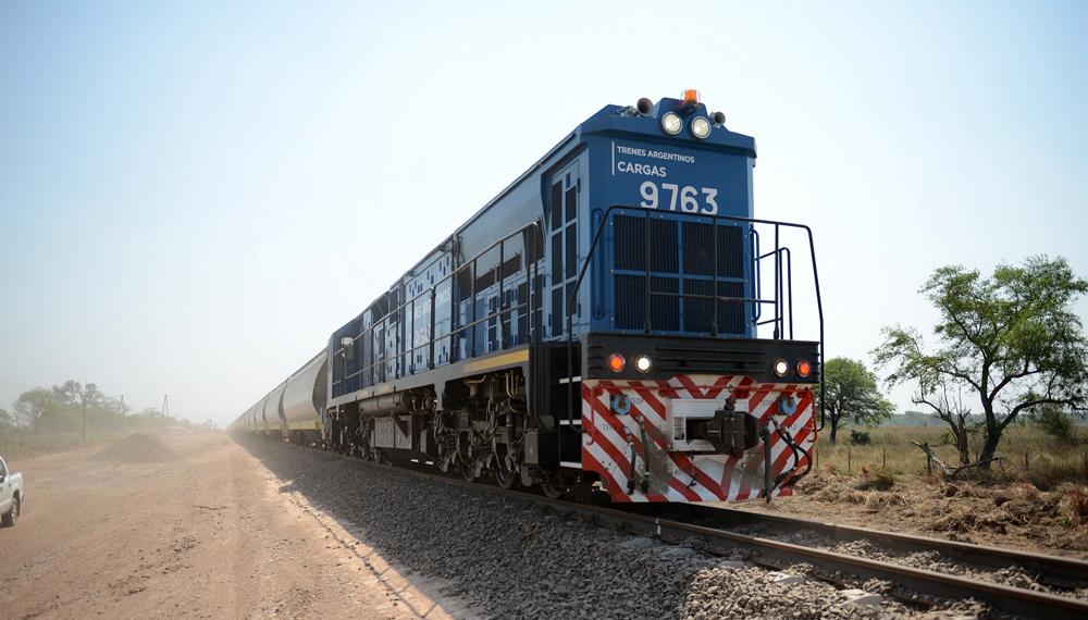 Belgrano Cargas superó las 180 mil toneladas en julio