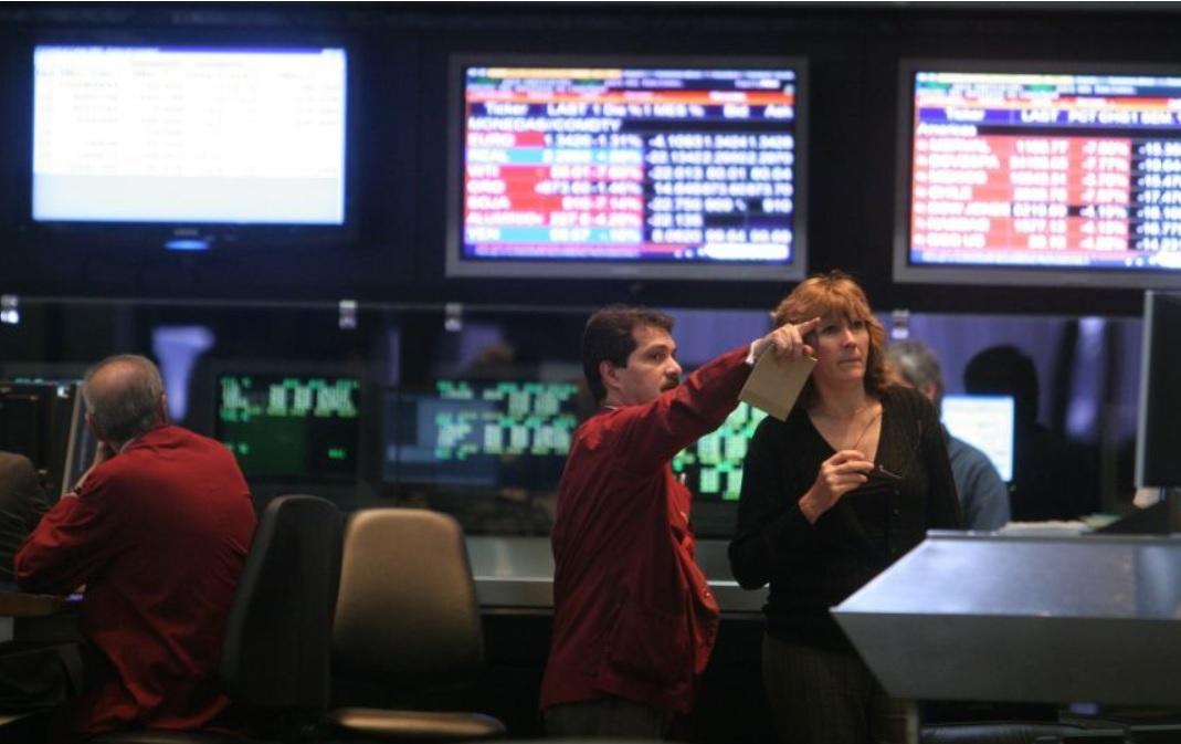 Ganancias de bancos y energéticas impulsaron la Bolsa