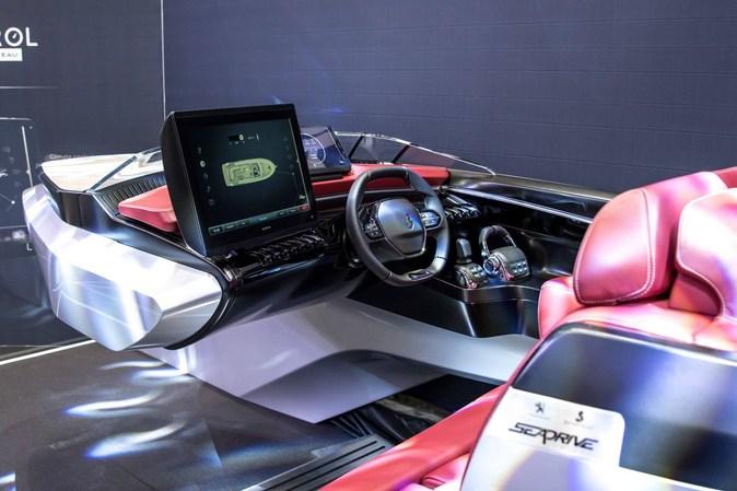 Peugeot aplica su tecnología al mundo de la náutica