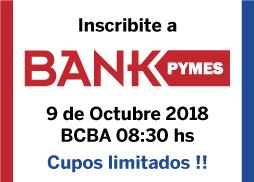 Con referentes del sector, llega la nueva edición de Bank Pymes