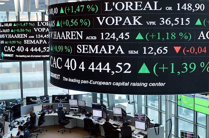 Los datos de Alemania impulsan las bolsas europeas