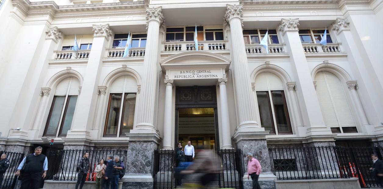 El Banco Central proyecta menor asistencia al Tesoro