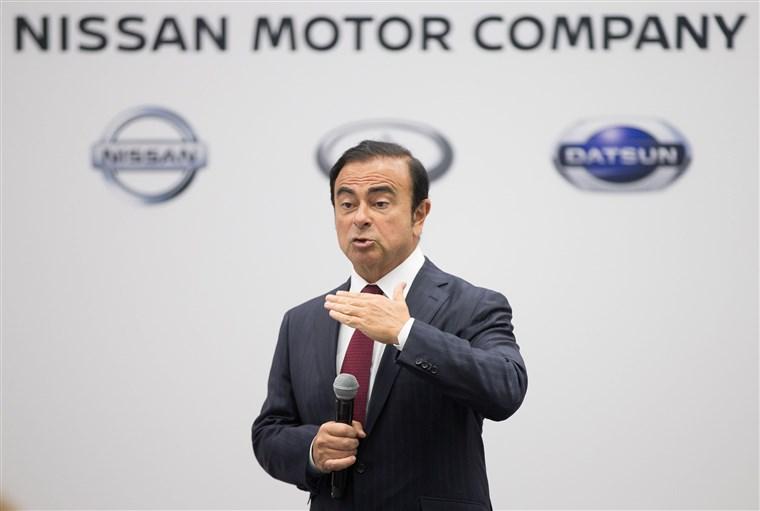 Renault se hunde en los mercados, ante el arresto de su presidente en Japón