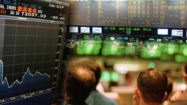 Bonos cayeron hasta 1% por toma de ganancias