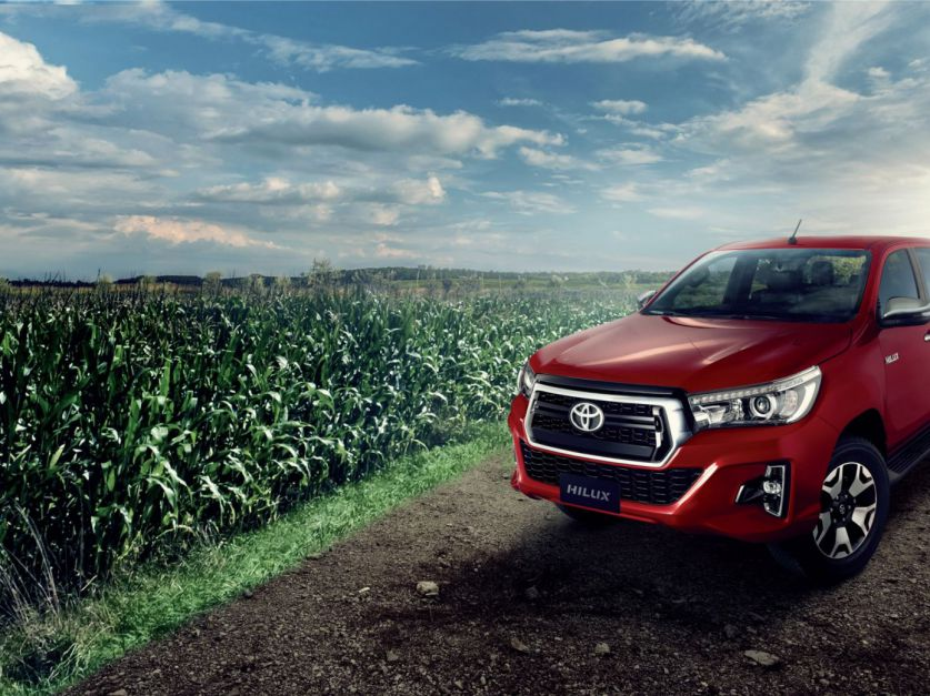 Toyota expande su Plan Canje Cereales