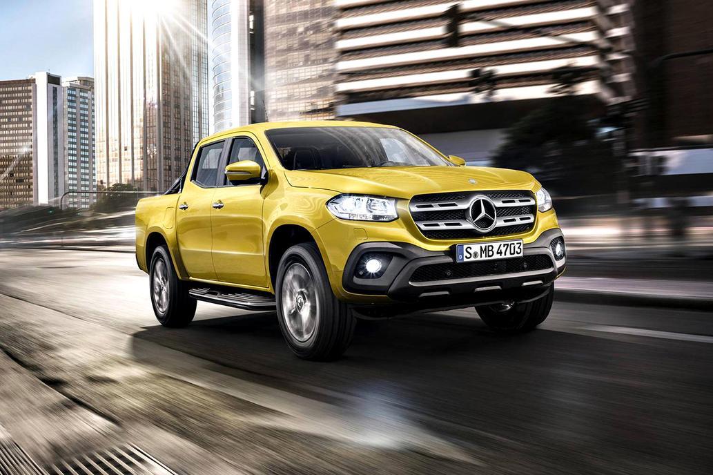 Mercedes-Benz suspendió la fabricación de su pick-up en Córdoba