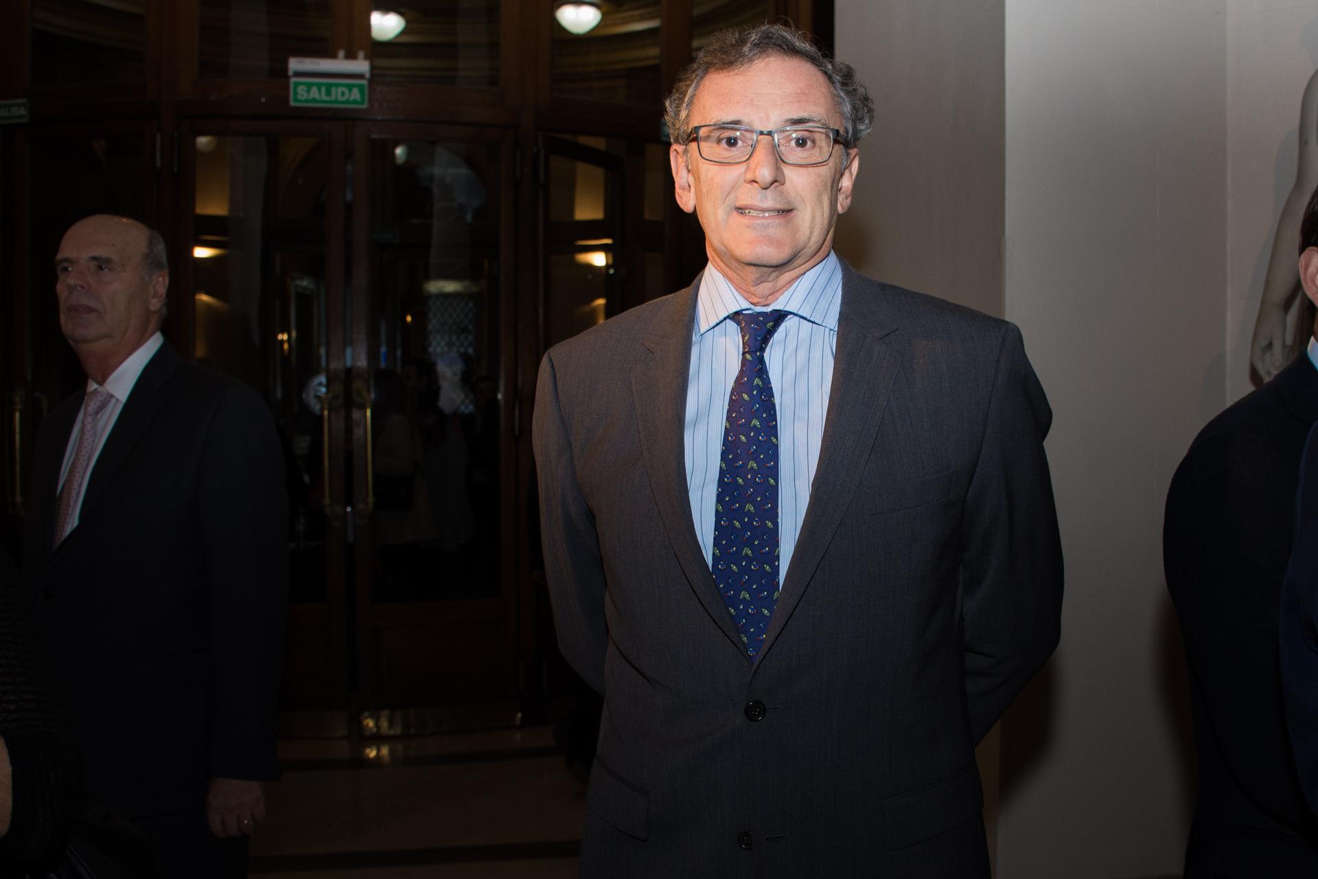 """Claudio Cesario: """"los bancos están sólidos"""""""