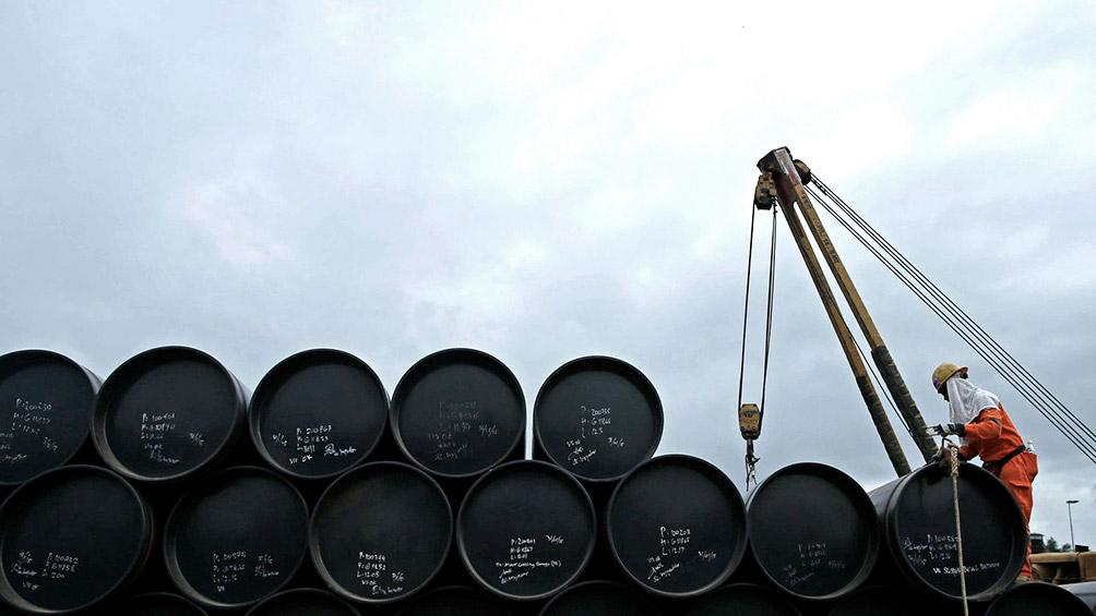 El petróleo de Texas abrió este martes con descenso, 39,90 dólares el barril