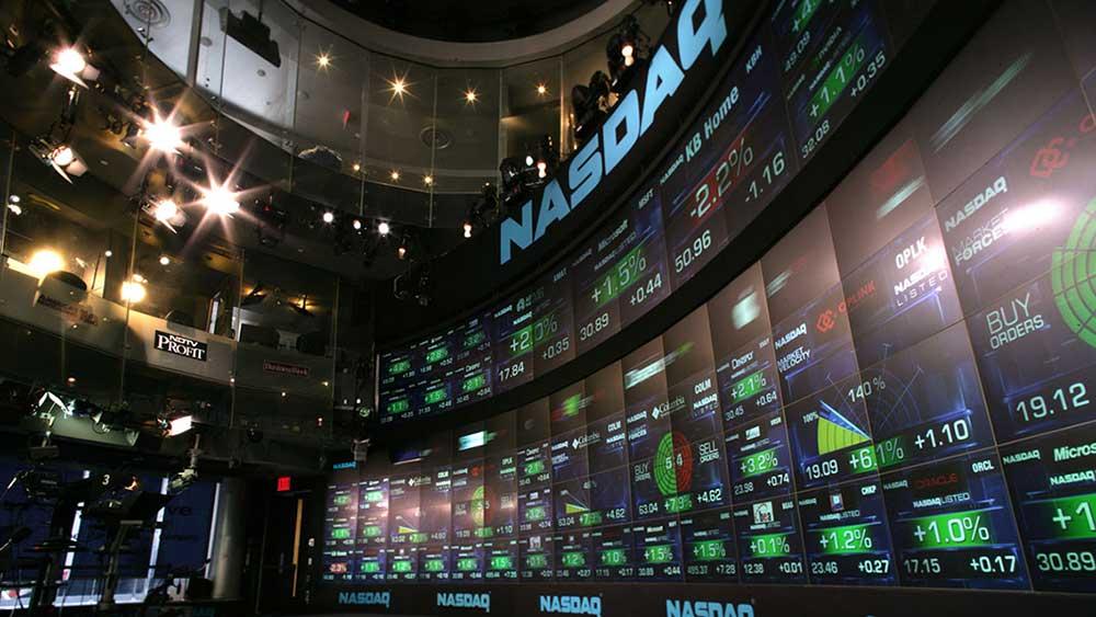 Gráfico del día: El NASDAQ 100, en el filo de la navaja