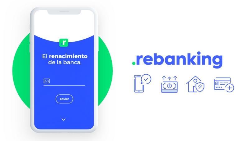 Rebanking, una nueva plataforma digital