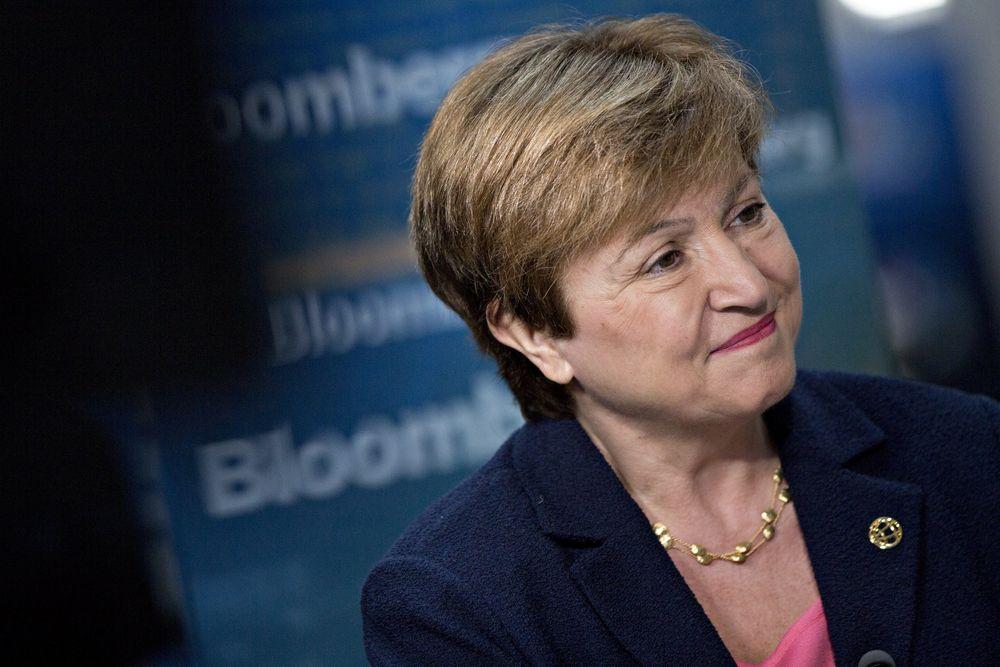 """Kristalina Georgieva ve """"positiva"""" la charla con el presidente argentino ante el rescate"""