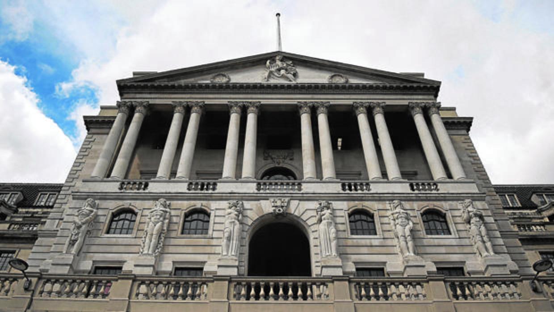 El PIB británico crecería un 7,25 % según análisis del Banco de Inglaterra