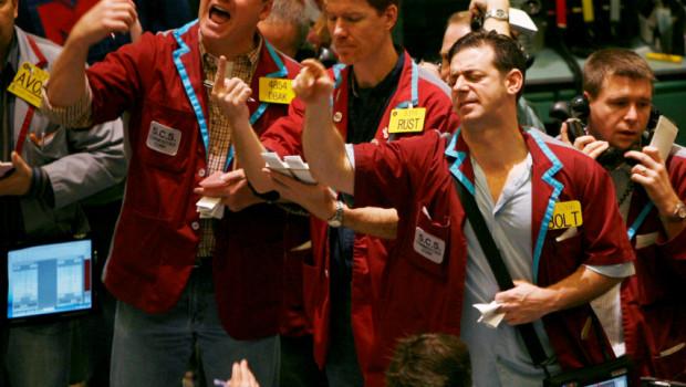 Wall Street abre con su cuarta sesión en verde tras el rebote chino y el BCE