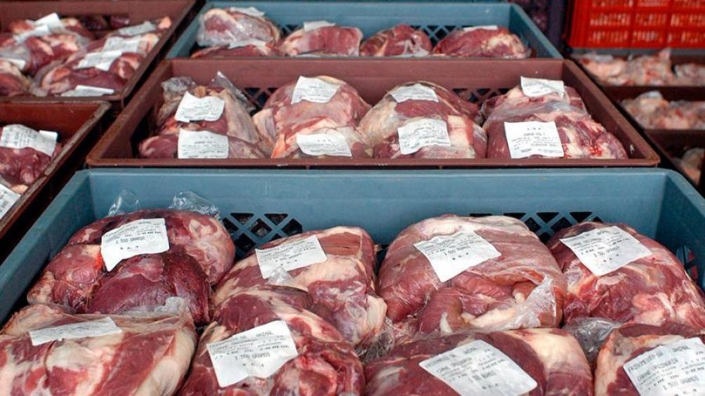 Exportaciones de carne crecieron 10% en el año