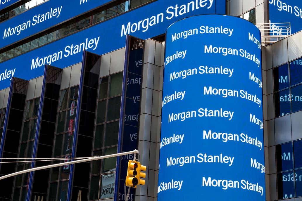 Morgan Stanley eleva un 26% el beneficio gracias a los ingresos de intermediación