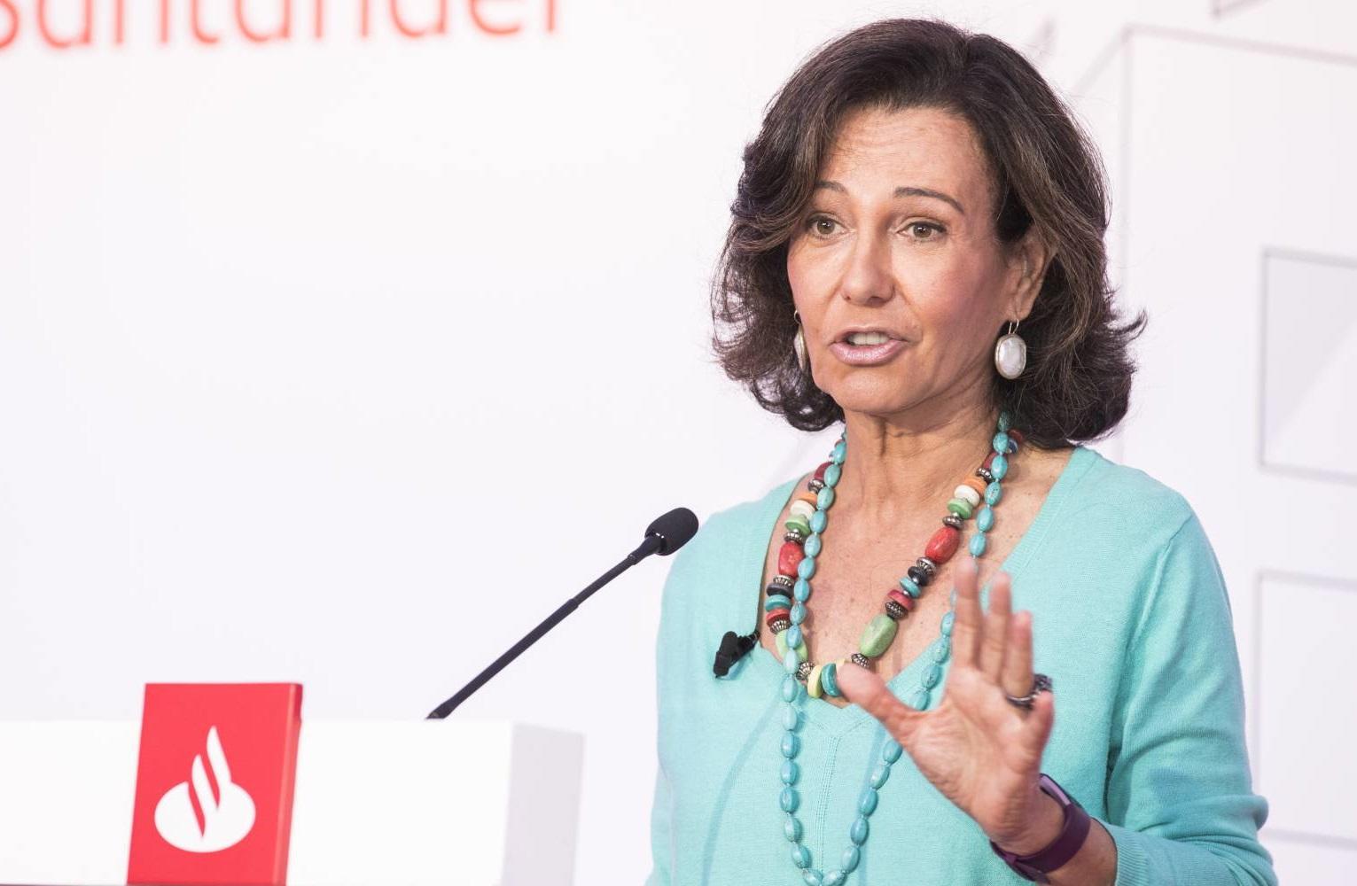 Ana Botín, nueva asesora externa de la directora del FMI
