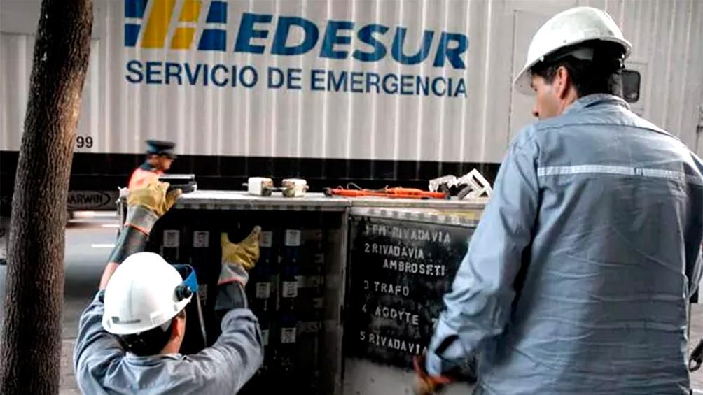Nueva multa para Edesur por $ 1,6 millón por irregularidades