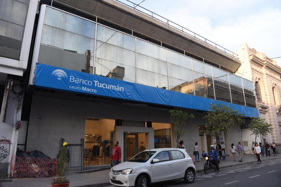 El Banco Tucumán será Macro desde el martes