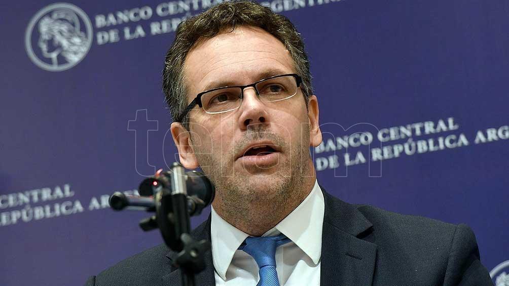 """Sandleris: """"las medidas cambiarias son para preservar las reservas"""""""