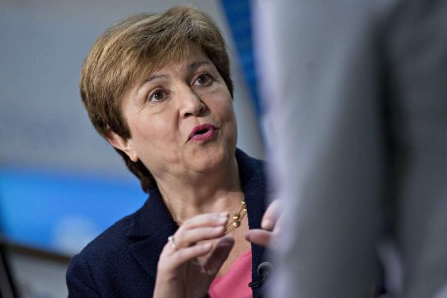 Kristalina Georgieva ve  una oportunidad si la deuda es sostenible