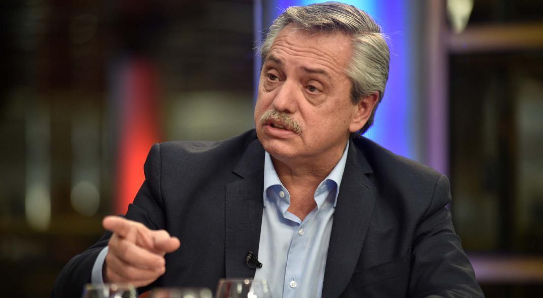 Alberto Fernández dijo que no habrá una devaluación