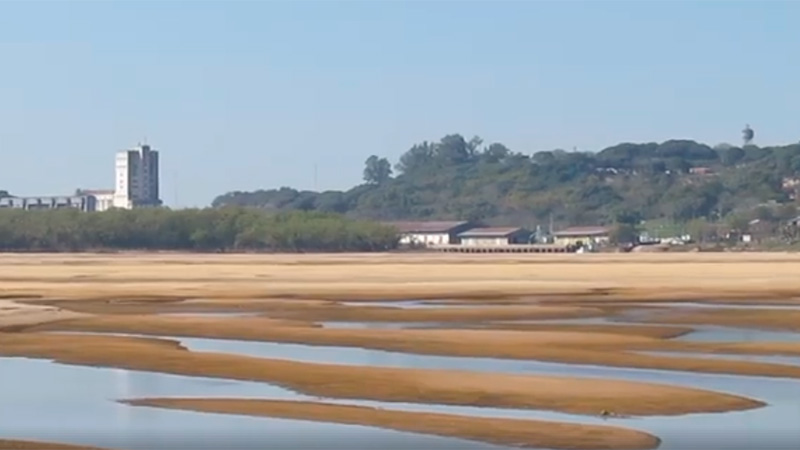 La bajante del Paraná impacta en los negocios agropecuarios