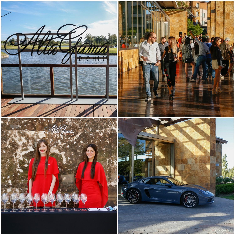 Grandes vinos, alta gastronomía y autos de lujo en un solo evento