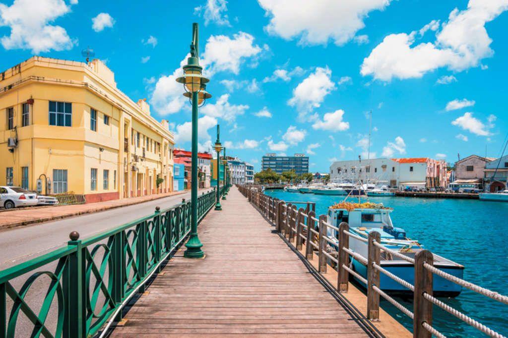 48 horas en Bridgetwon, Barbados