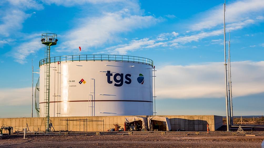 TGS continúa con la recompra de acciones