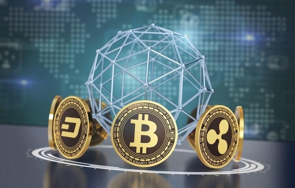 Los derivados de las criptomonedas aumentaron  a $ 712 mil millones