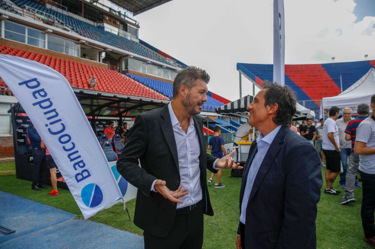 Banco Ciudad Sponsor Principal de San Lorenzo Temporada 2020-2021
