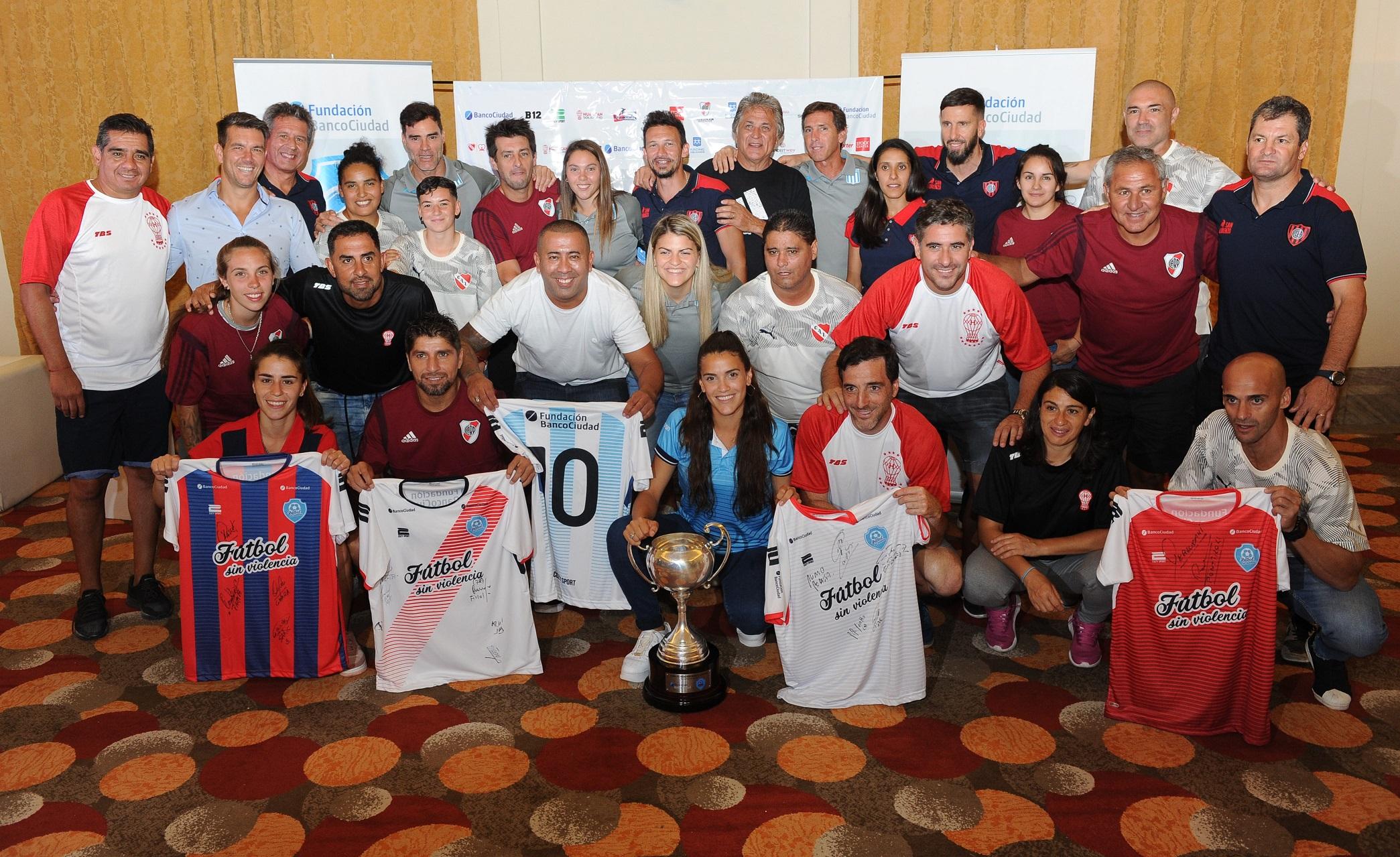 Los jugadores llegaron a Mar Del Plata