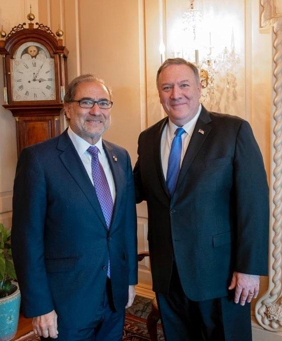 """El embajador argentino en EE.UU. : """"Va a haber reunión entre Fernández y Trump"""""""