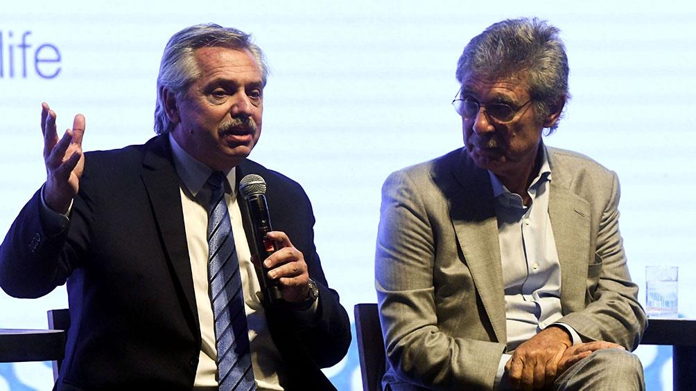 """Alberto asegura que""""no está en carpeta""""  una suba de tarifas"""
