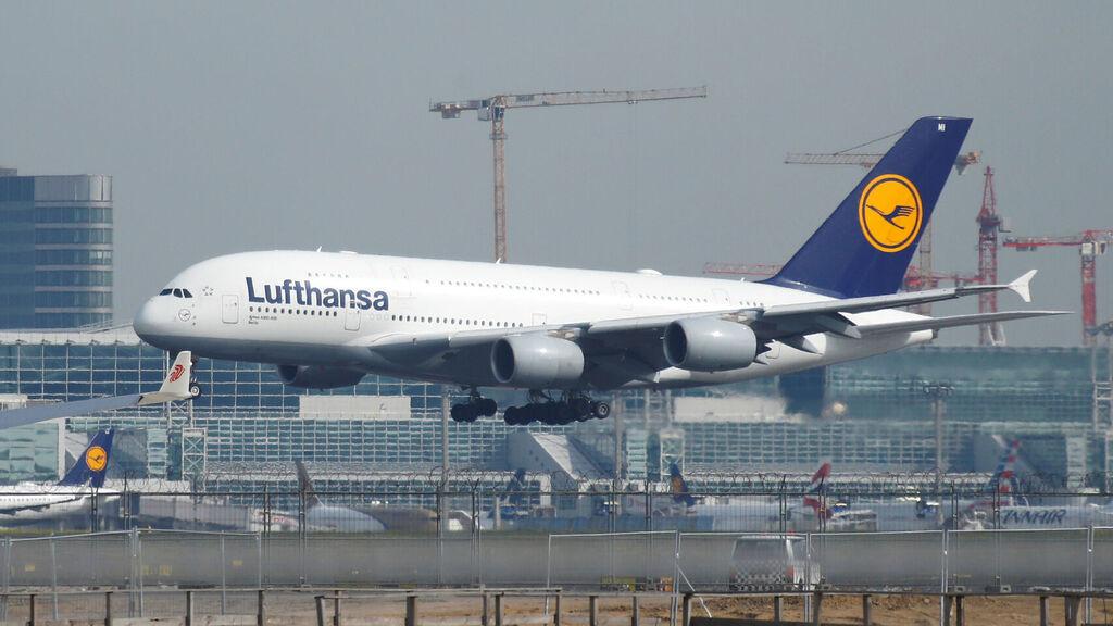 Aviones en caída libre: solo Lufthansa suspende 23 mil vuelos por coronavirus