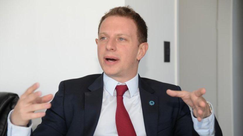 """Zawadzki, director del Byma: """"Vemos un crecimiento en la operatoria de Cedears y cauciones"""""""