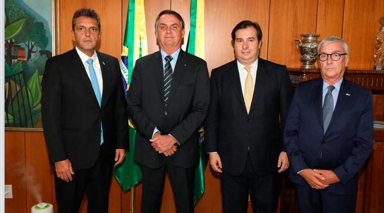 Jair Bolsonaro pedirá a Donald Trump que apoye a la Argentina ante el FMI