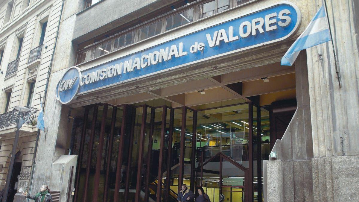 Acciones de la CNV frente a la emergencia sanitaria
