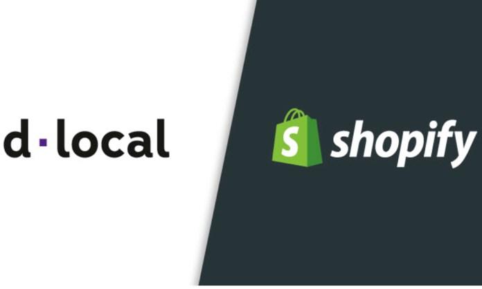 Shopify confia en dLocal para sus usuarios en Argentina