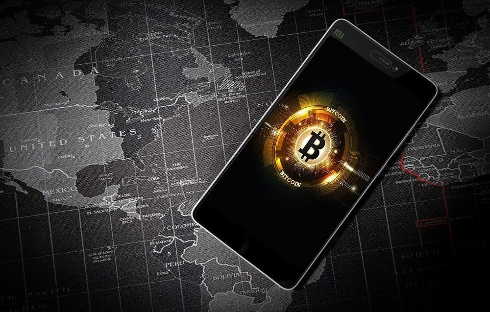 El bitcoin cae por debajo de los US$35.000.