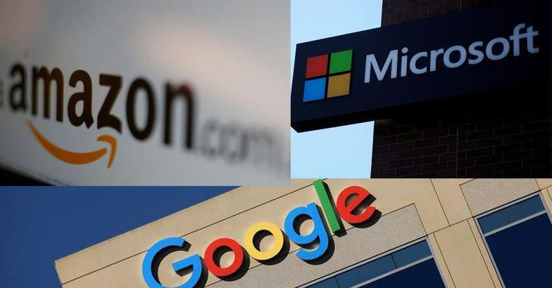 Los directores ejecutivos de las Tech enfrentan a los senadores por el discurso en línea